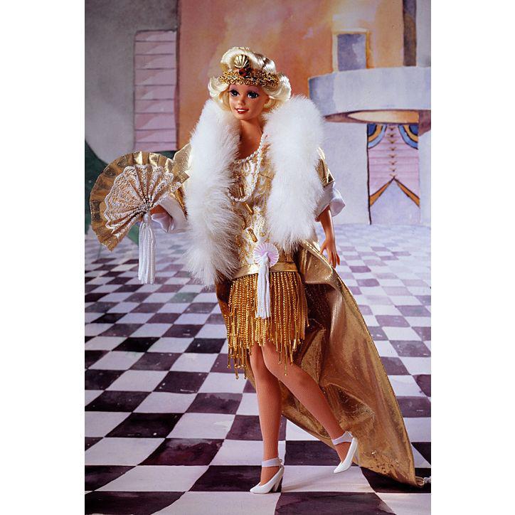 Кукла Барби коллекционная Флаппер 1920-х гг. / 1920's Flapper Barbie Great Eras Collection (1993)