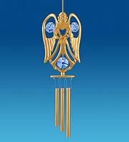 """Декоративная подвеска Swarovski """"Ангел с сердцем"""" AR-3289. Пасхальные сувениры"""