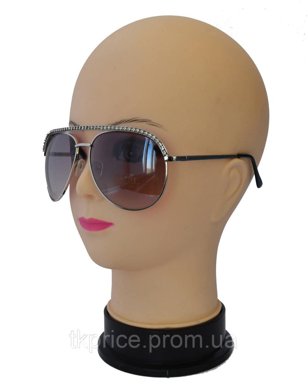 Солнцезащитные очки авиаторы с флексами
