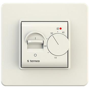Механический терморегулятор terneo mex