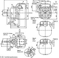 Особенности конструкции пластинчатых насосов Bosch RexRoth