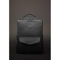 Городской рюкзак на молнии Cooper, нуар, фото 1