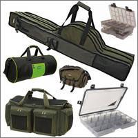 Коробки, сумки, чехлы