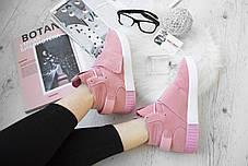 Женские кроссовки Adidas Tubular Invader Pink B39364, Адидас Тубулар, фото 2