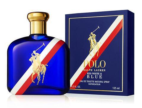 Мужская туалетная вода Ralph Lauren Polo Red White & Blue, 125 мл