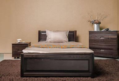 Кровать двуспальная Марго с изножьем