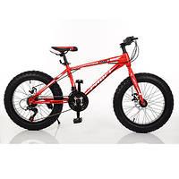 Детский спортивный велосипед 20 дюймов