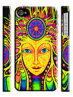 Чехол  для iPhone 4/4s Солнце
