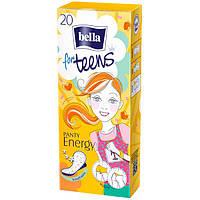 Ежедневные прокладки Bella For Teens Energy Deo 20 шт