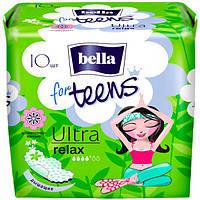 Гигиенические прокладки Bella For Teens Ultra Relax 10 шт