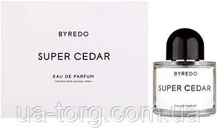 Парфюмированная вода унисекс Byredo Super Cedar, 100 мл