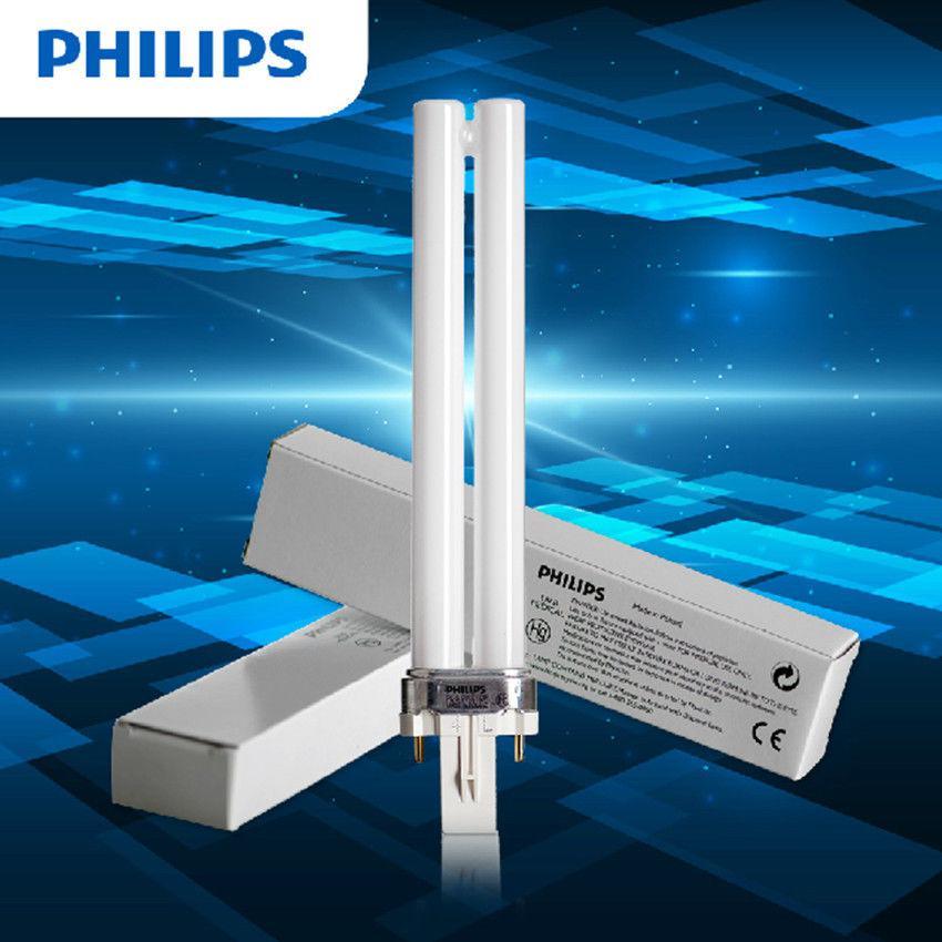 Лампа PHILIPS PL-S 9W / 01 / 2P к приборам Dermalight 80 UVB-311nm, psoroVIT UVB-311nm, KN-4003