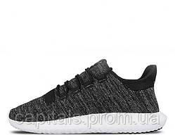 """Женские кроссовки Adidas Tubular Shadow Knit """"Grey"""""""