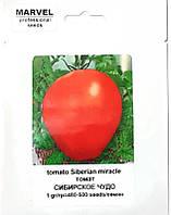 Семена томата Сибирское Чудо (РФ), 1грамм