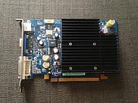 ВИДЕОКАРТА Pci-E GeForce 7600 GS на 256 MB с ГАРАНТИЕЙ ( видеоадаптер 7600 GS 256mb  )