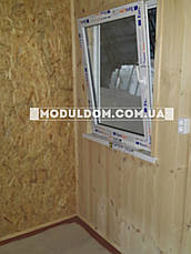 Мобильный дачный домик (6 х 3 м.), фото 3