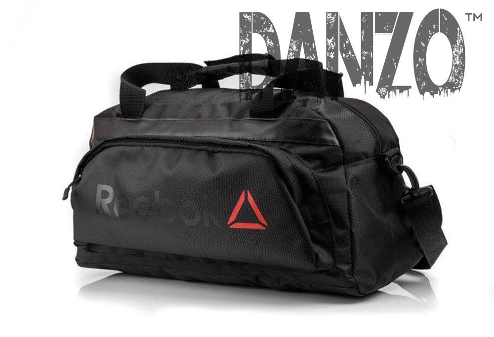a9a7cc1a49ee Мужская спортивная сумка Reebok FR-X черная: продажа, цена в ...