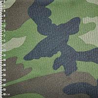 ПВХ ткань оксфорд защитная камуфляж ш.150,  водонепроницаемая, палаточная тентовая для маркизов, тентов, навес