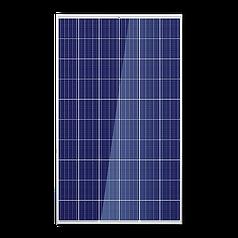 Солнечная батарея Amerisolar AS-6P30 280W 5BB, 280 Вт (поликристалл)