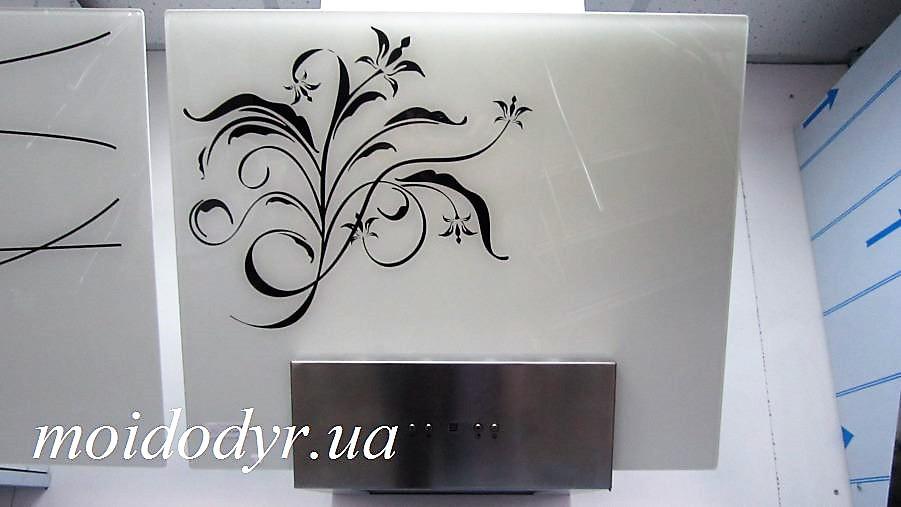 Вытяжка оригинальная кухонная VDB WETRO GRAPPE 60 WHITE