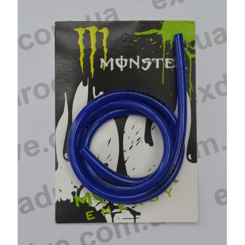 "Шланг топливный эластичный ""Monster"" 1 метр (синий)"