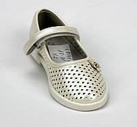 Туфельки для девочки(26-31)Белый