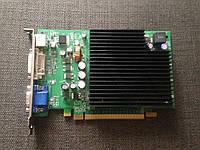 ВИДЕОКАРТА Pci-E NVIDIA GEFORCE 7300 GT на 256 MB с ГАРАНТИЕЙ ( видеоадаптер  7300gt 256mb  )