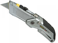 "Строительный нож с лезвием трапеция Stanley  ""FatMax Folding Twin-Blade"""