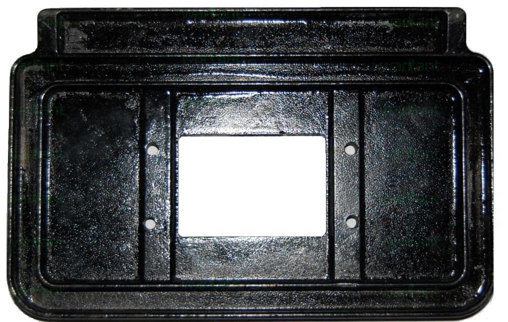 Переходник для монтажа вентилятора на твердотопливный котел