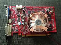 ВИДЕОКАРТА Pci-E GEFORCE 8600 GS с HDMI на 256 MB 128 BIT с ГАРАНТИЕЙ ( видеоадаптер 8600GS 256mb  )