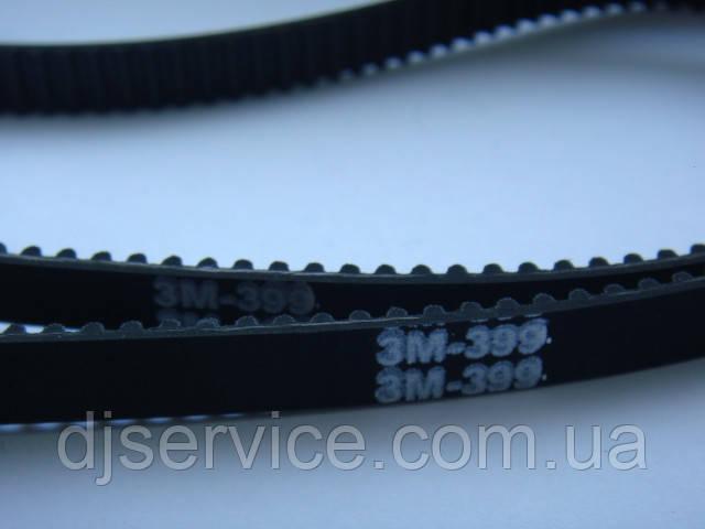 Ремень зубчатый HTD399 3m  8mm