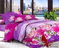 Семейный комплект постельного белья поликоттон XHY1668 ТM TAG