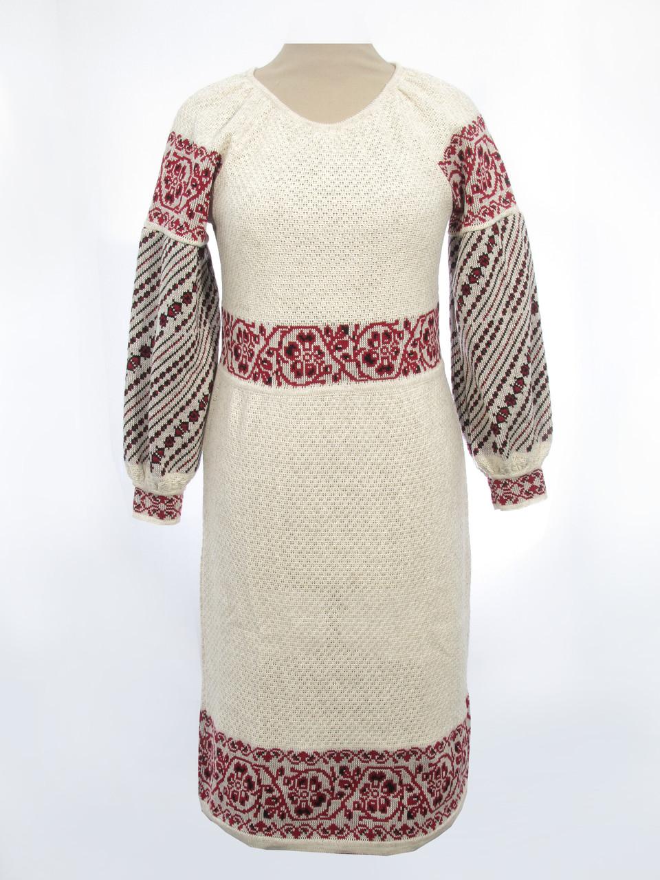 Плаття жіноче в язане Ангеліна  продажа 02c06753caa60
