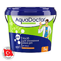 AquaDOCTOR pН Minus, 1кг, 5 кг, 25 кг (гранулы)