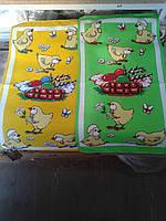 Вафельное полотенце пасхальное  40Х70 (Ш.П.К.)