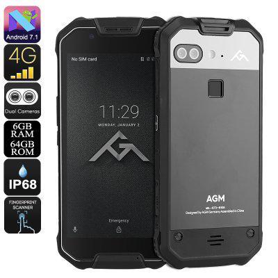 Очень смешное видео про ударопрочный смартфон AGM X2