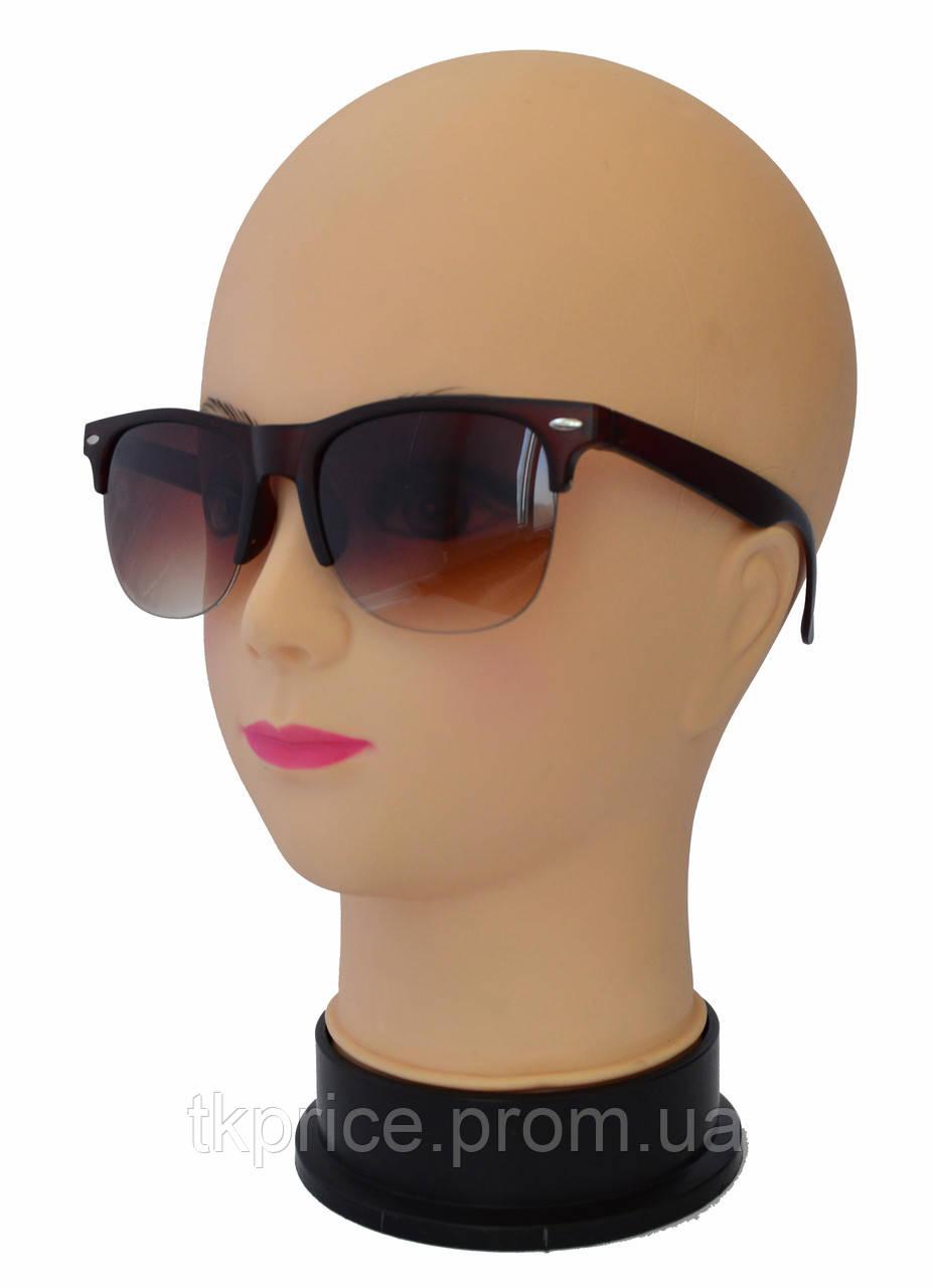 Солнцезащитные очки унисекс качественная реплика Ray Ban матовый -  Интернет-магазин
