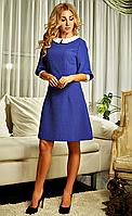 Красивое повседневное платье в размер S-56