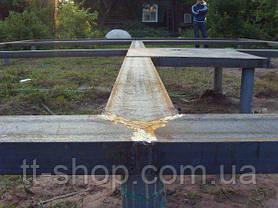 Обвьязка винтовых свай (швеллером, брусом, двутавром), фото 3