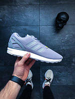 "Мужские кроссовки adidas ZX Flux Base Pack ""Light Granite"" (Оригинал)"