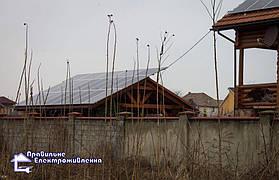 Сонячна електростанція 17 кВт м. Мукачево 2