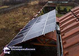 Сонячна електростанція 17 кВт м. Мукачево 3