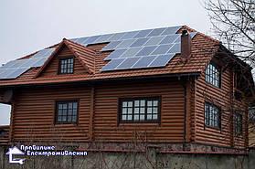 Сонячна електростанція 17 кВт м. Мукачево 1