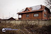 Сонячна електростанція 17 кВт м. Мукачево