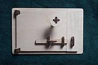 Дверцы для бизиборда с защелкой