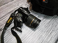 Никон Nikon D5000 c объективом tamron AF 17-50mm f2. 8