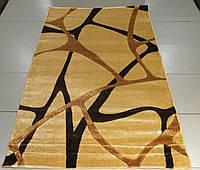 Рельефный ковер Friese Gold 2014 песочный прямоугольный