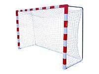 Сетка для мини-футбола, гандбола: глубина 0,6 м.; шнур 3,5 мм.