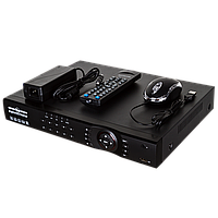 Видеорегистратор 16-ти кан. сетевой NVR Green Vision GV-N-G005/16 1080P, фото 1