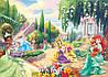 Фотообои бумажные на стену 368х254 см : Принцессы и их любимцы (2488P8CN)